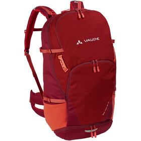 VAUDE Bike Alpin 25+5 - Sac à dos - rouge